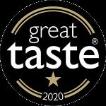 Το σήμα Great Taste Award για το 2020
